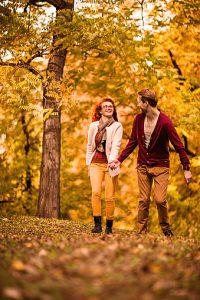 デートの秋