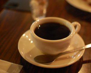 カフェでカウンセリング