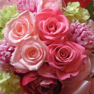 婚活の花が咲く